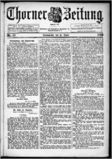 Thorner Zeitung 1899, Nr. 88