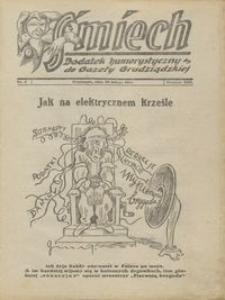 Śmiech: dodatek humorystyczny do Gazety Grudziądzkiej 1932.02.29 R. XIII nr 3