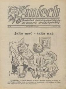 Śmiech: dodatek humorystyczny do Gazety Grudziądzkiej 1932.08.16 R. XIII nr 10