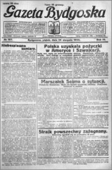 Gazeta Bydgoska 1925.08.28 R.4 nr 197