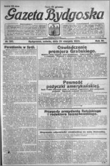 Gazeta Bydgoska 1925.08.29 R.4 nr 198