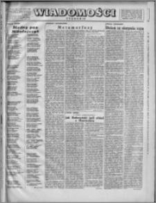 Wiadomości, R. 2, nr 8 (47), 1947