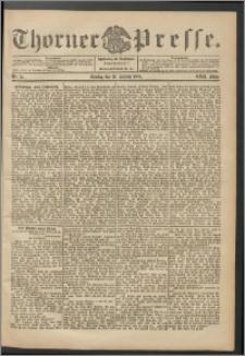 Thorner Presse 1904, Jg. XXII, Nr. 15 + Beilage