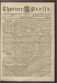 Thorner Presse 1904, Jg. XXII, Nr. 16 + Beilage