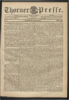 Thorner Presse 1904, Jg. XXII, Nr. 17 + Beilage