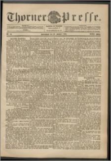 Thorner Presse 1904, Jg. XXII, Nr. 19 + Beilage, Beilagenwerbung
