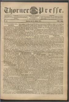 Thorner Presse 1904, Jg. XXII, Nr. 20 + 1. Beilage, 2. Beilage