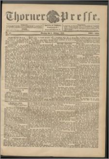 Thorner Presse 1904, Jg. XXII, Nr. 27 + Beilage