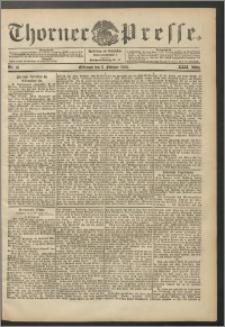 Thorner Presse 1904, Jg. XXII, Nr. 28 + Beilage