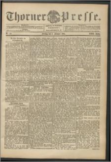 Thorner Presse 1904, Jg. XXII, Nr. 30 + Beilage