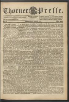Thorner Presse 1904, Jg. XXII, Nr. 34 + Beilage