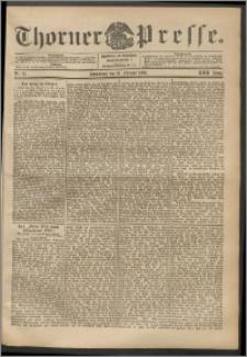 Thorner Presse 1904, Jg. XXII, Nr. 37 + Beilage