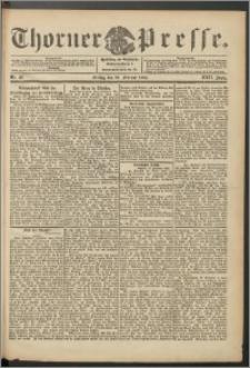 Thorner Presse 1904, Jg. XXII, Nr. 48 + Beilage