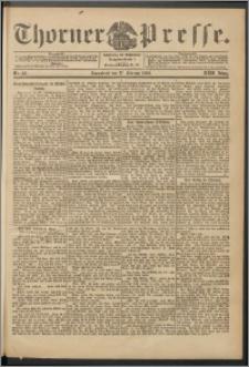 Thorner Presse 1904, Jg. XXII, Nr. 49 + Beilage