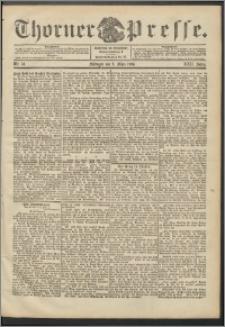 Thorner Presse 1904, Jg. XXII, Nr. 58 + Beilage
