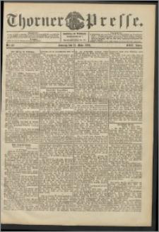 Thorner Presse 1904, Jg. XXII, Nr. 62 + 1. Beilage, 2. Beilage, 3. Beilage