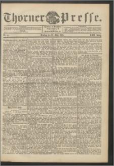 Thorner Presse 1904, Jg. XXII, Nr. 63 + Beilage