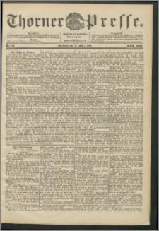 Thorner Presse 1904, Jg. XXII, Nr. 64 + Beilage, Beilagenwerbung