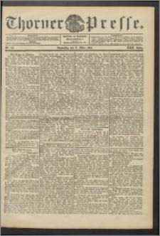 Thorner Presse 1904, Jg. XXII, Nr. 65 + Beilage