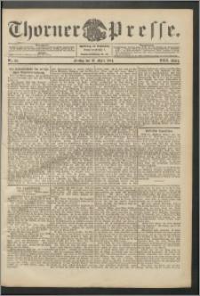 Thorner Presse 1904, Jg. XXII, Nr. 66 + Beilage, Beilagenwerbung