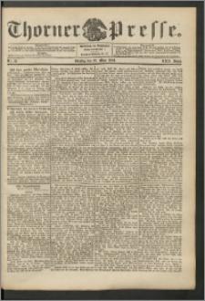 Thorner Presse 1904, Jg. XXII, Nr. 75 + 1. Beilage, 2. Beilage