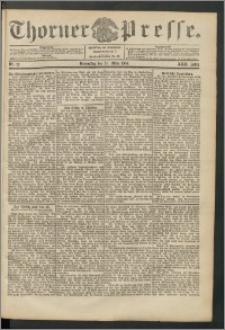 Thorner Presse 1904, Jg. XXII, Nr. 77 + 1. Beilage, 2. Beilage