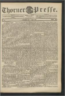 Thorner Presse 1904, Jg. XXII, Nr. 83 + Beilage