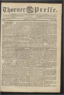 Thorner Presse 1904, Jg. XXII, Nr. 94 + Beilage