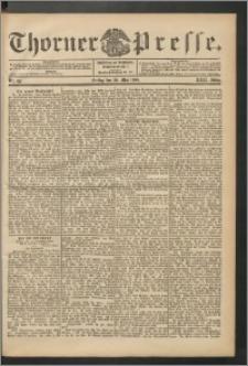 Thorner Presse 1904, Jg. XXII, Nr. 117 + Beilage, Königl. Preuß. Klassenlotterie