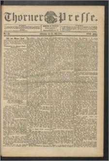 Thorner Presse 1904, Jg. XXII, Nr. 120 + Beilage, Königl. Preuß. Klassenlotterie, Beilagnwerbung