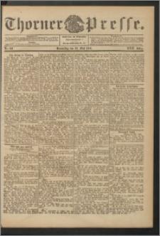 Thorner Presse 1904, Jg. XXII, Nr. 121 + Beilage, Königl. Preuß. Klassenlotterie