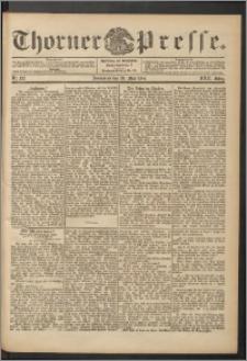 Thorner Presse 1904, Jg. XXII, Nr. 123 + Beilage, Königl. Preuß. Klassenlotterie
