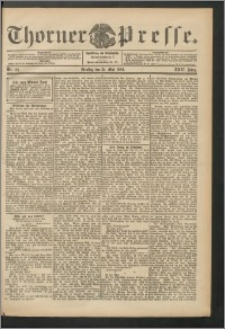 Thorner Presse 1904, Jg. XXII, Nr. 125 + Beilage, Königl. Preuß. Klassenlotterie