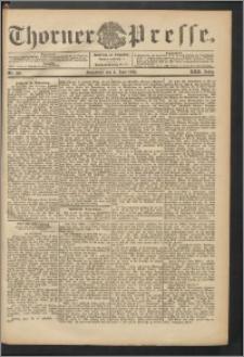 Thorner Presse 1904, Jg. XXII, Nr. 129 + Beilage