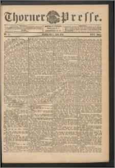 Thorner Presse 1904, Jg. XXII, Nr. 131 + Beilage