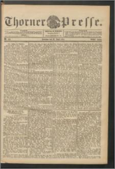 Thorner Presse 1904, Jg. XXII, Nr. 136 + 1. Beilage, 2. Beilage
