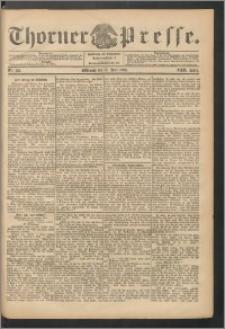 Thorner Presse 1904, Jg. XXII, Nr. 138 + Beilage