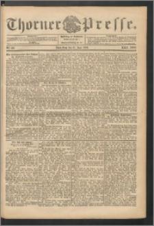 Thorner Presse 1904, Jg. XXII, Nr. 139 + Beilage