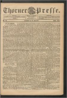 Thorner Presse 1904, Jg. XXII, Nr. 141 + Beilage