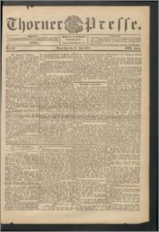 Thorner Presse 1904, Jg. XXII, Nr. 145 + Beilage