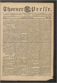 Thorner Presse 1904, Jg. XXII, Nr. 151 + Beilage