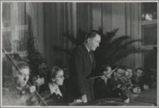 [Uniwersytet Mikołaja Kopernika w Toruniu: sesja Frontu Narodowego, 1951 r.]