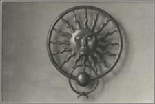 [Uniwersytet Mikołaja Kopernika w Toruniu: emblemant ok. 1955 r.]