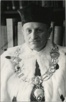 [Karol Koranyi, rektor Uniwersytetu Mikołaja Kopernika w Toruniu w latach 1948-1951]