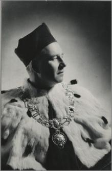 [Leon Kurowski, rektor Uniwersytetu Mikołaja Kopernika w Toruniu w latach 1951-1952]
