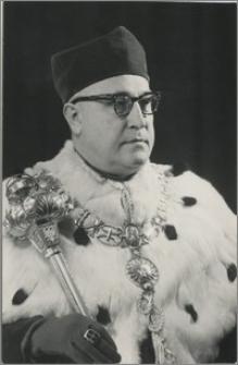 [Witold Łukaszewicz, rektor Uniwersytetu Mikołaja Kopernika w Toruniu w latach1965-1975]