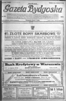 Gazeta Bydgoska 1923.05.02 R.2 nr 100