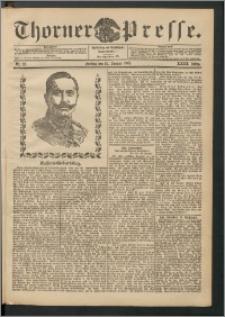 Thorner Presse 1905, Jg. XXIII, Nr. 23 + Beilage, Beilagenwerbung