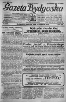 Gazeta Bydgoska 1925.09.06 R.4 nr 205