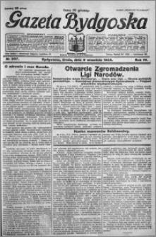 Gazeta Bydgoska 1925.09.09 R.4 nr 207
